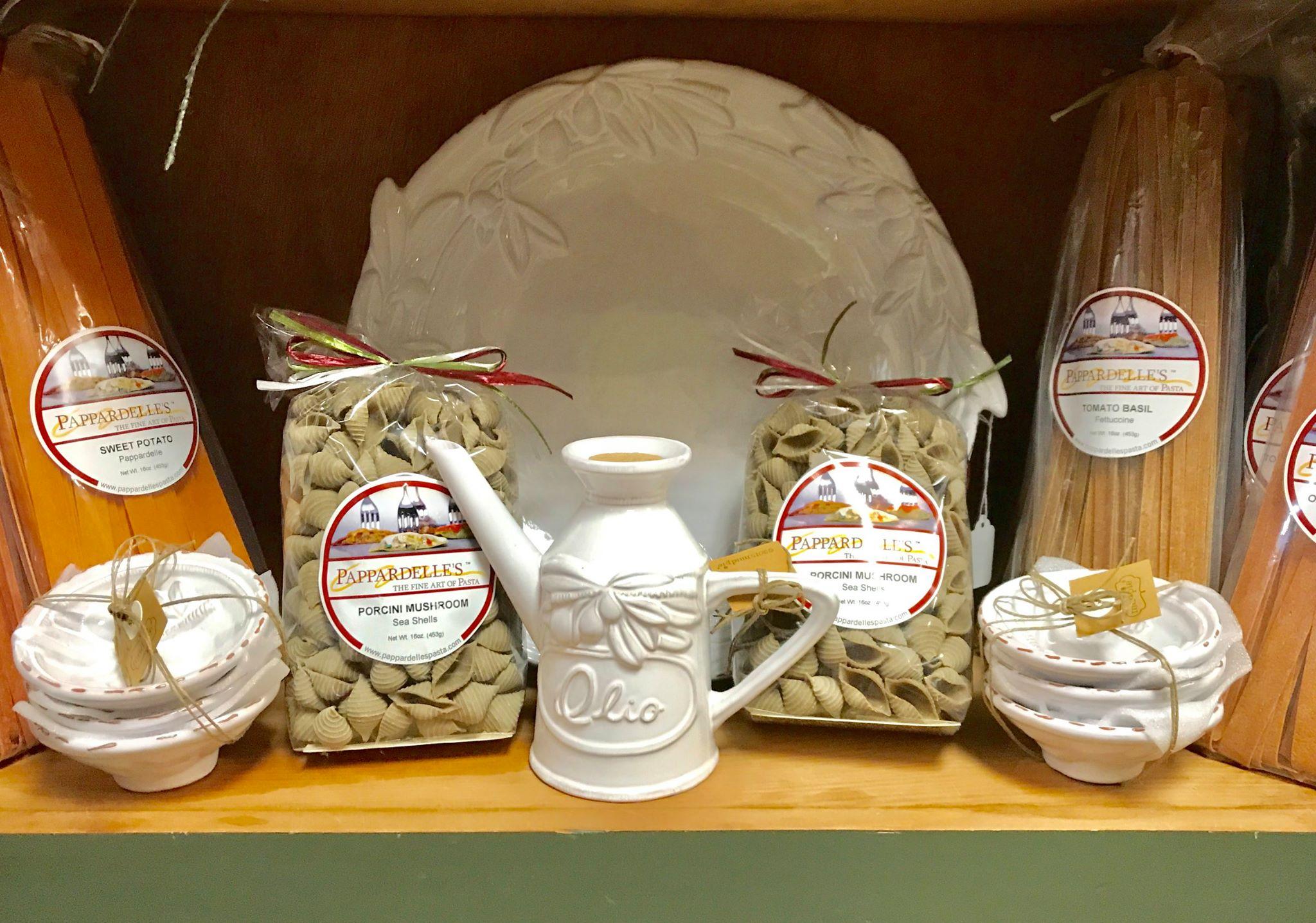 Artisanal Pastas from Dash of Thyme in Denville, NJ