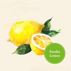 Eureka Lemon Fused Extra Virgin Olive Oil