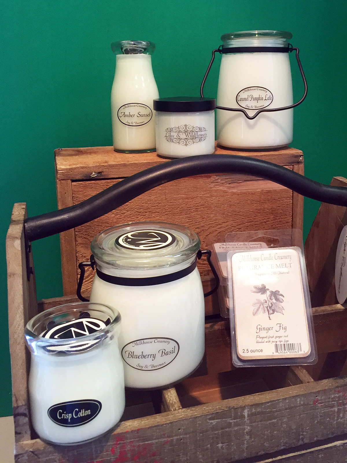 Dash of Thyme candles