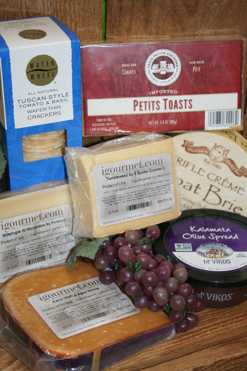 Dash of Thyme Gourmet Cheese