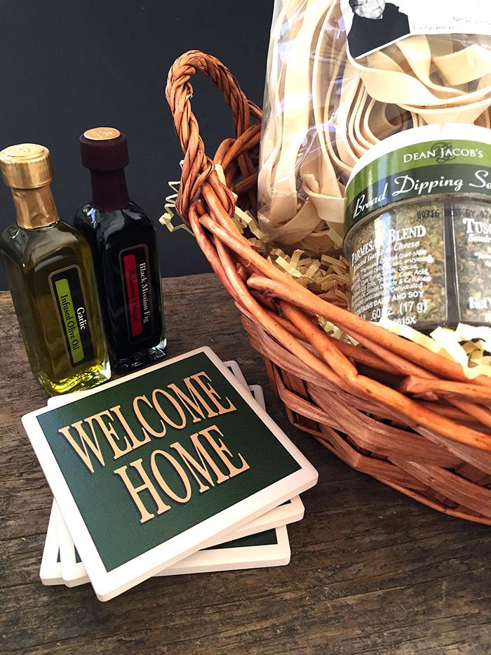 Dash of thyme gourmet oil vinegar and gift baskets in denville nj custom gift baskets favors negle Gallery
