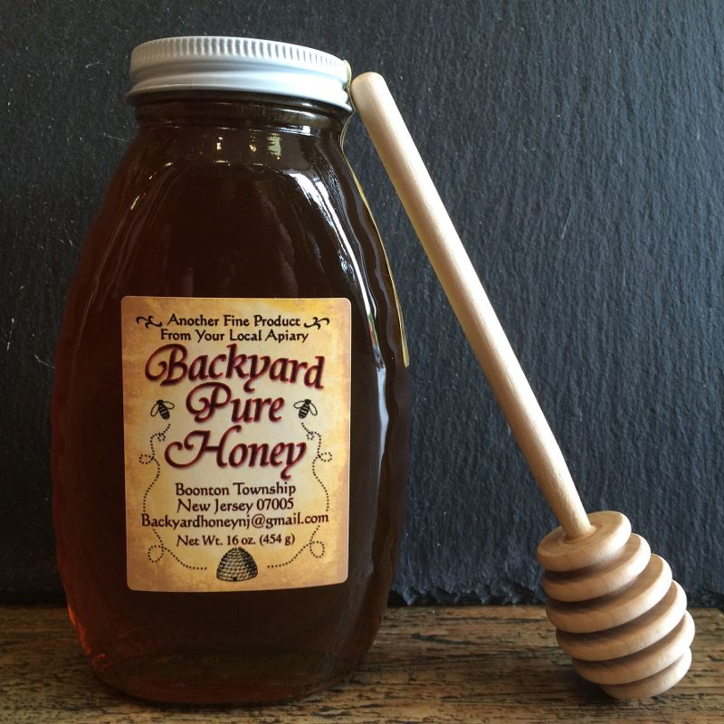 Local Pure Raw Honey—Dash of Thyme Denville, NJ