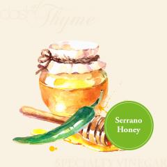 Serrano Honey Balsamic Vinegar