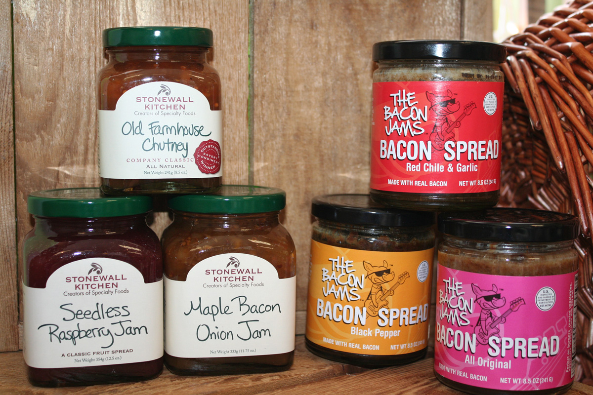 Dash of Thyme Jams and Jellies