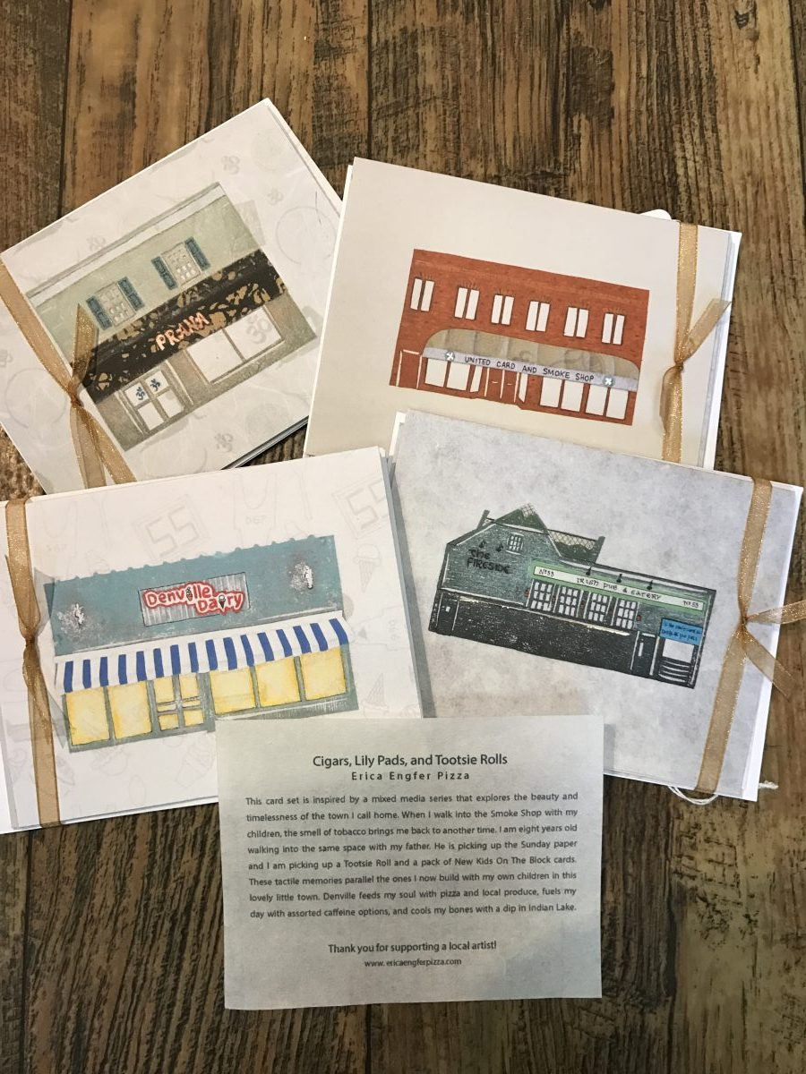 Denville Artist-Made postcards—Dash of Thyme Denville, NJ