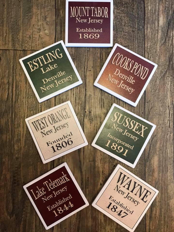Local Coasters - Dash of Thyme in Denville, NJ